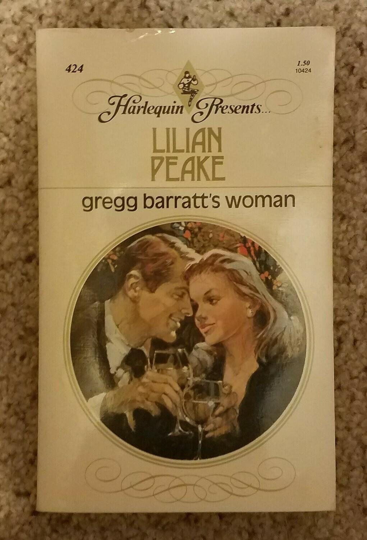Gregg Barratt's Woman by Lilian Peake