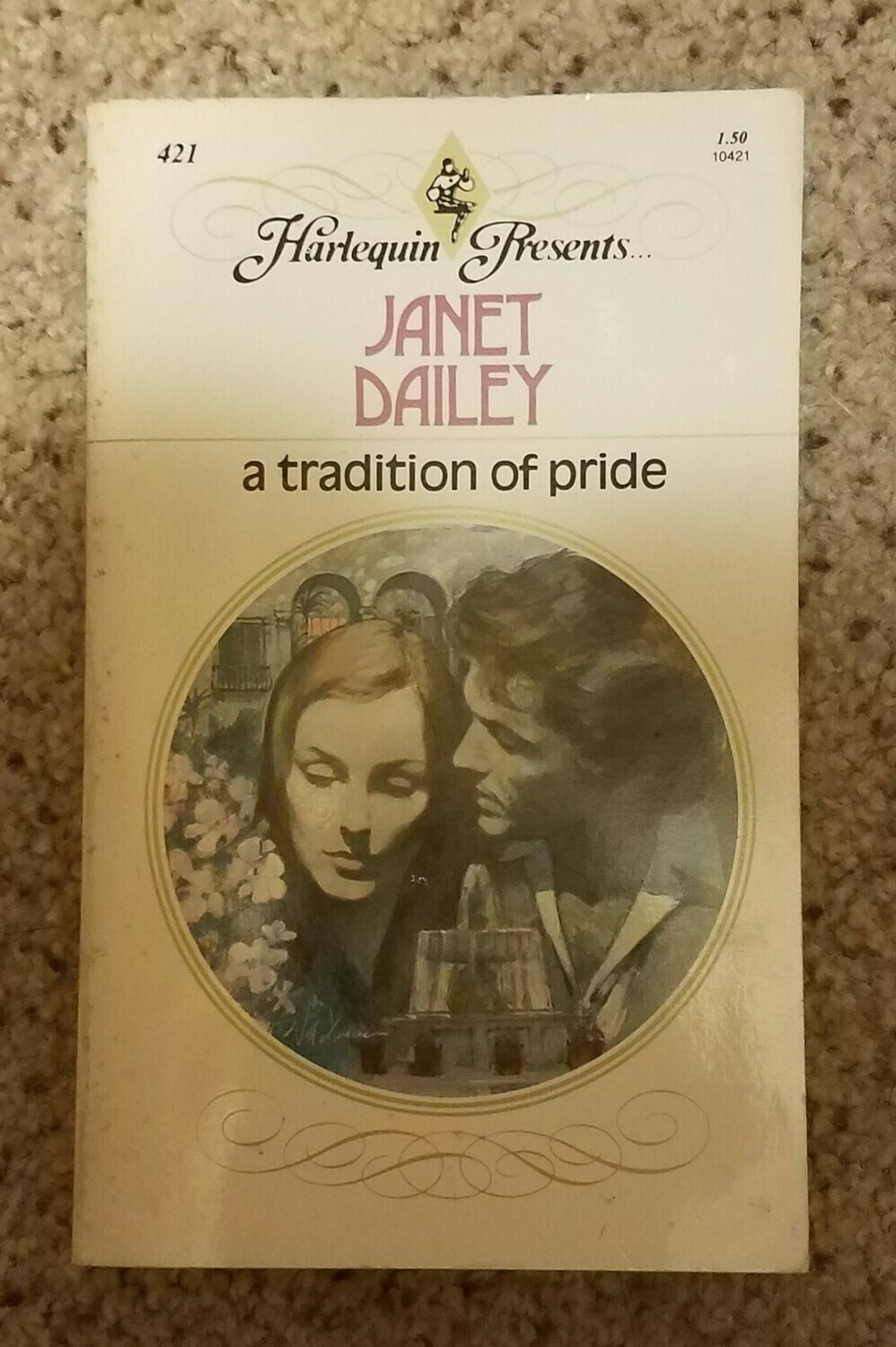 A Tradition of Pride by Janet Dailey