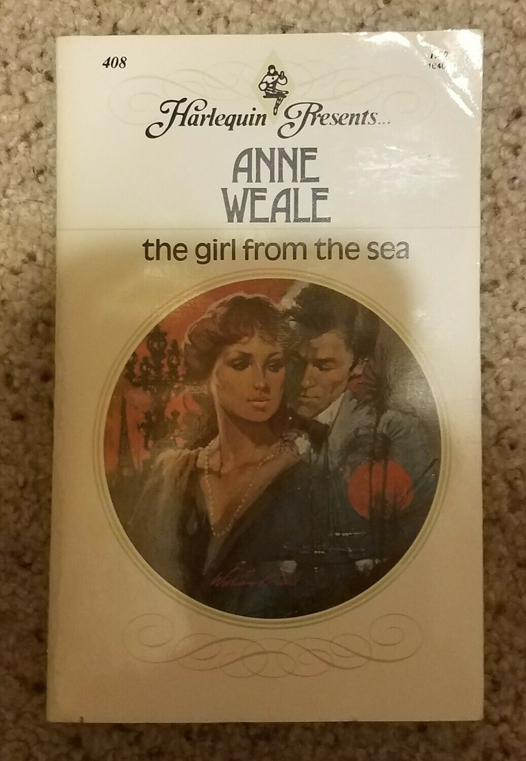 The Girl from the Sea by Anne Weale