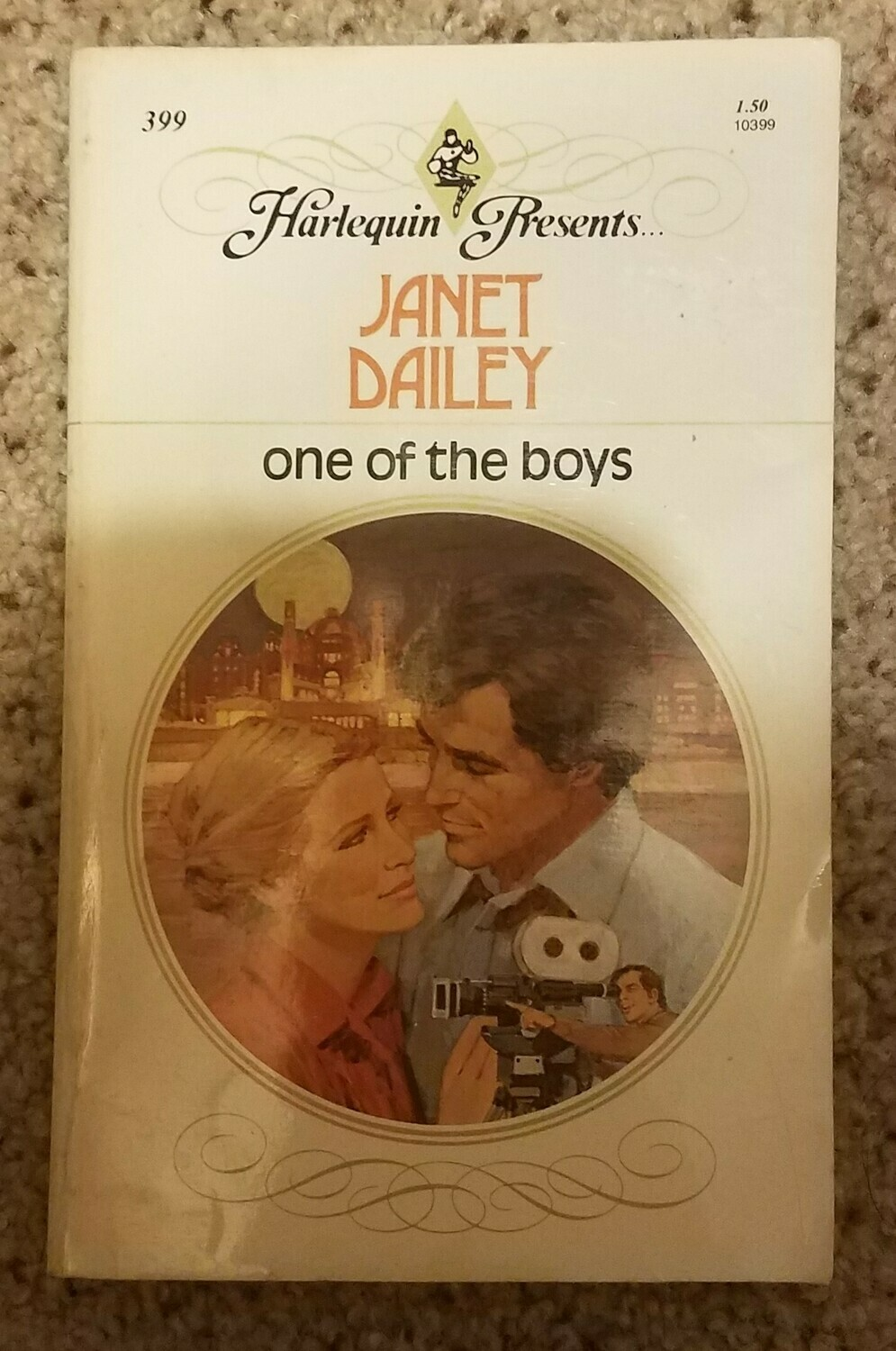 One of the Boys by Janet Dailey