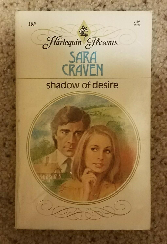 Shadow of Desire by Sara Craven