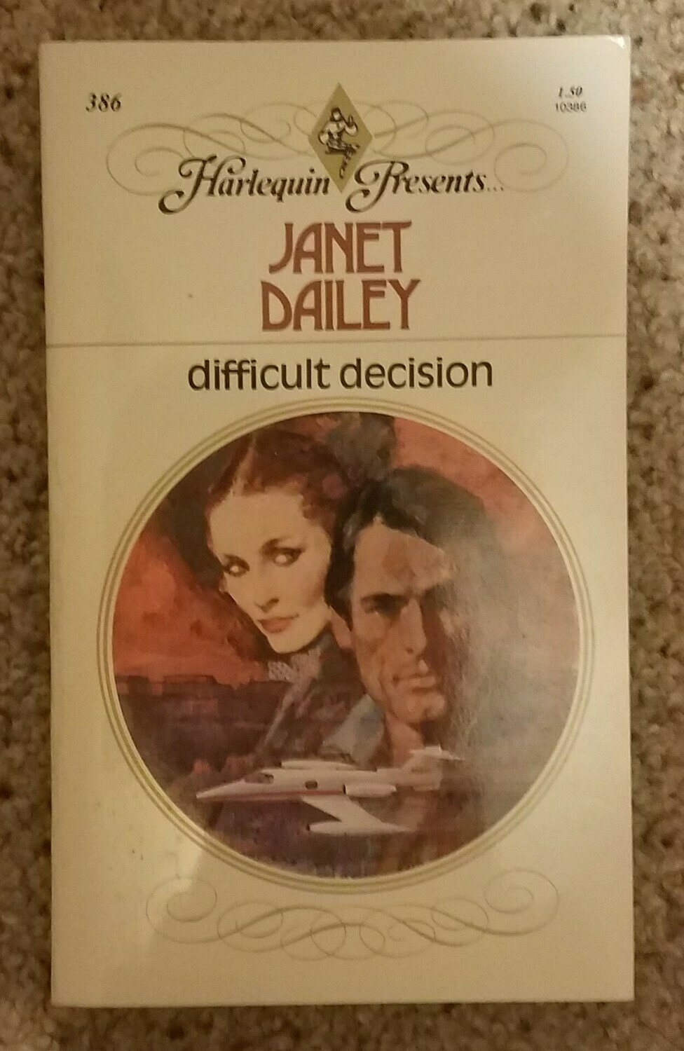Difficult Decision by Janet Dailey