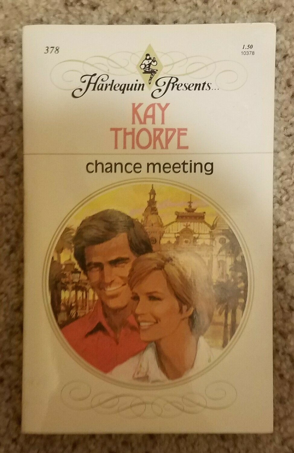 Chance Meeting by Kay Thorpe