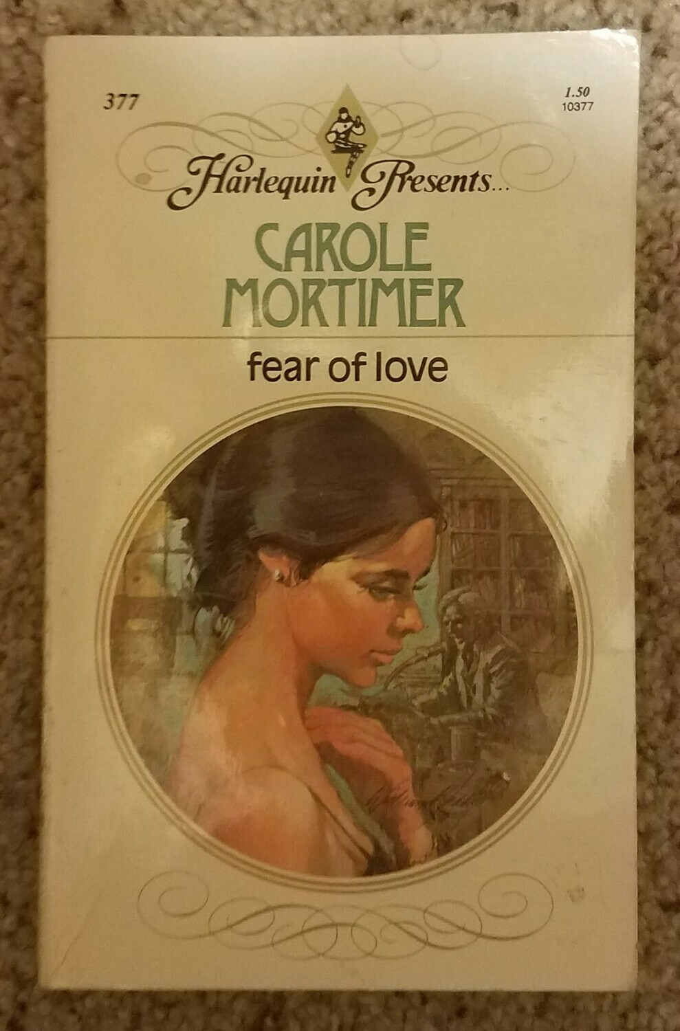 Fear of Love by Carole Mortimer