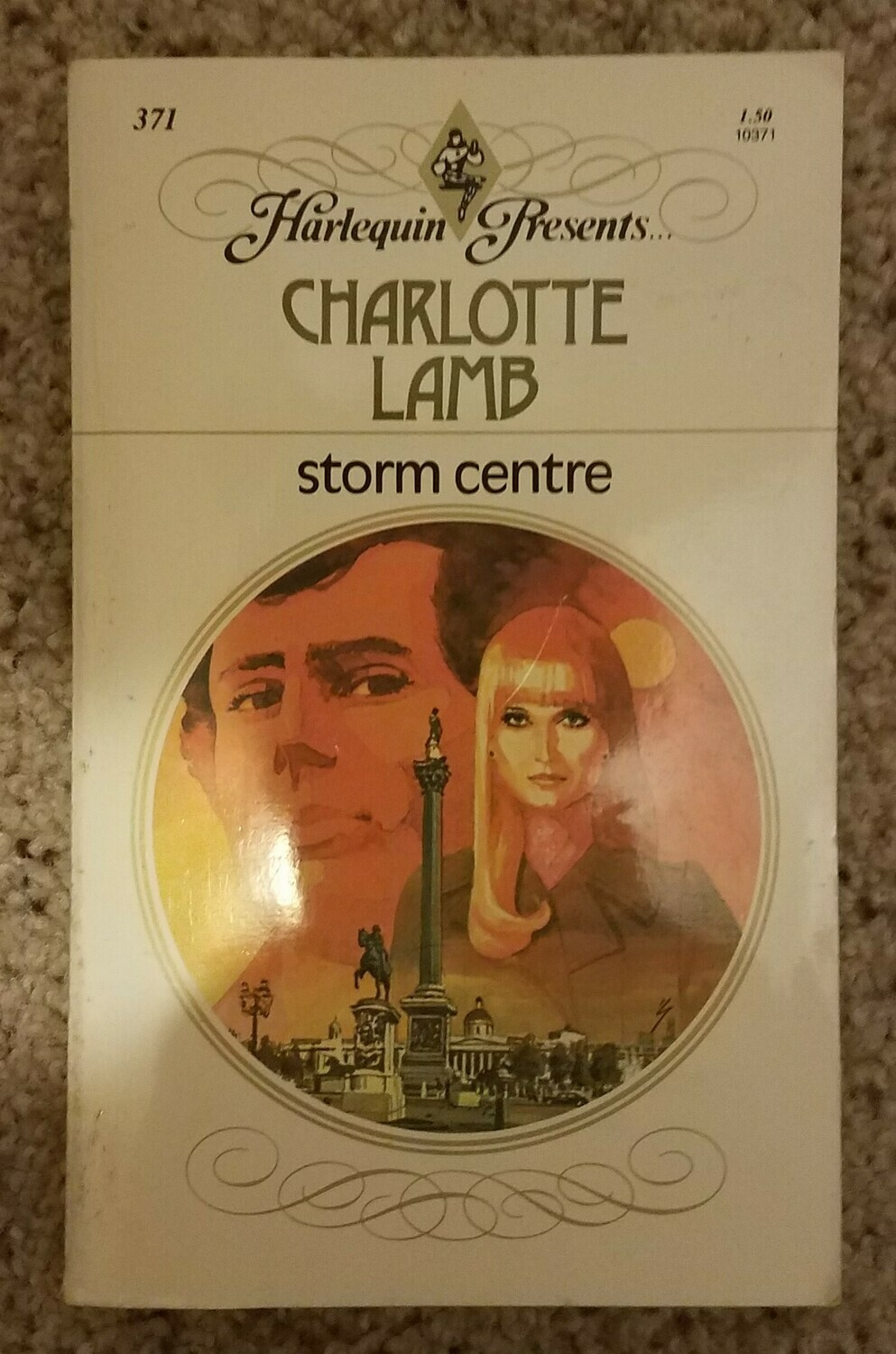 Storm Centre by Charlotte Lamb