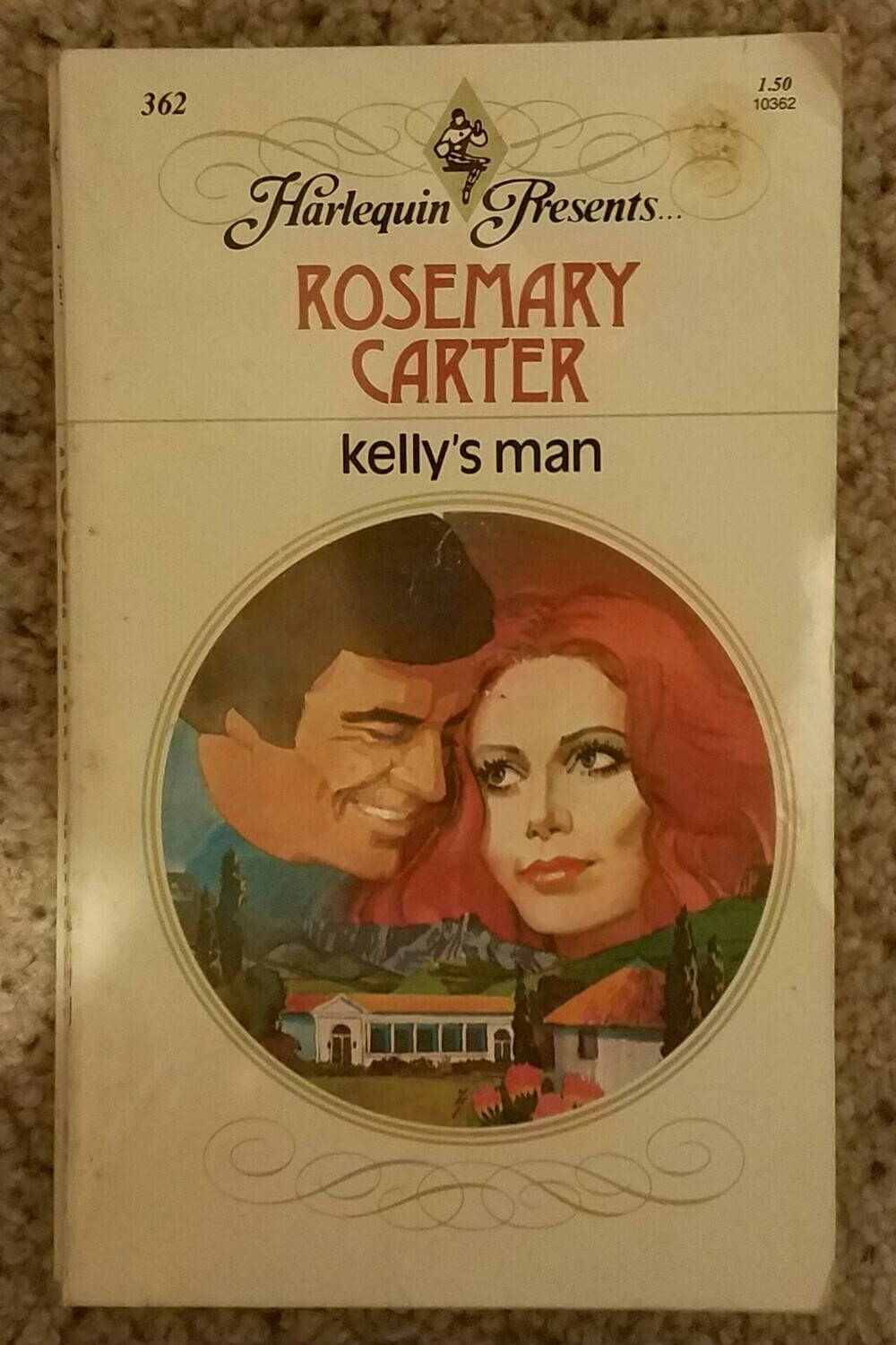 Kelly's Man by Rosemary Carter