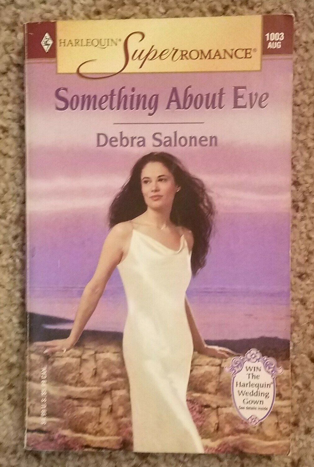Something About Eve by Debra Salonen