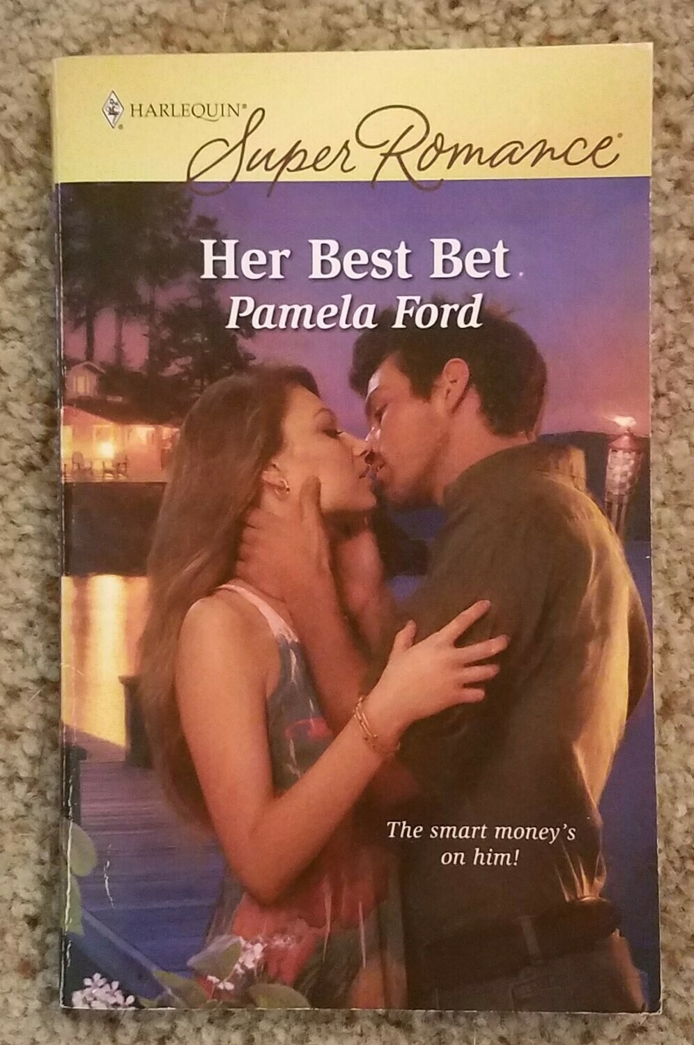 Her Best Bet by Pamela Ford