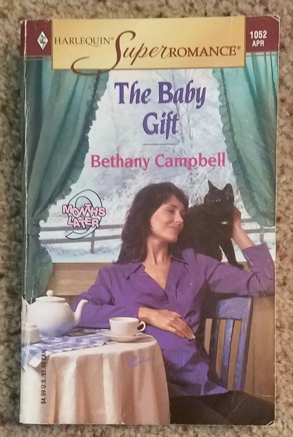 The Baby Gift by Bethany Campbell