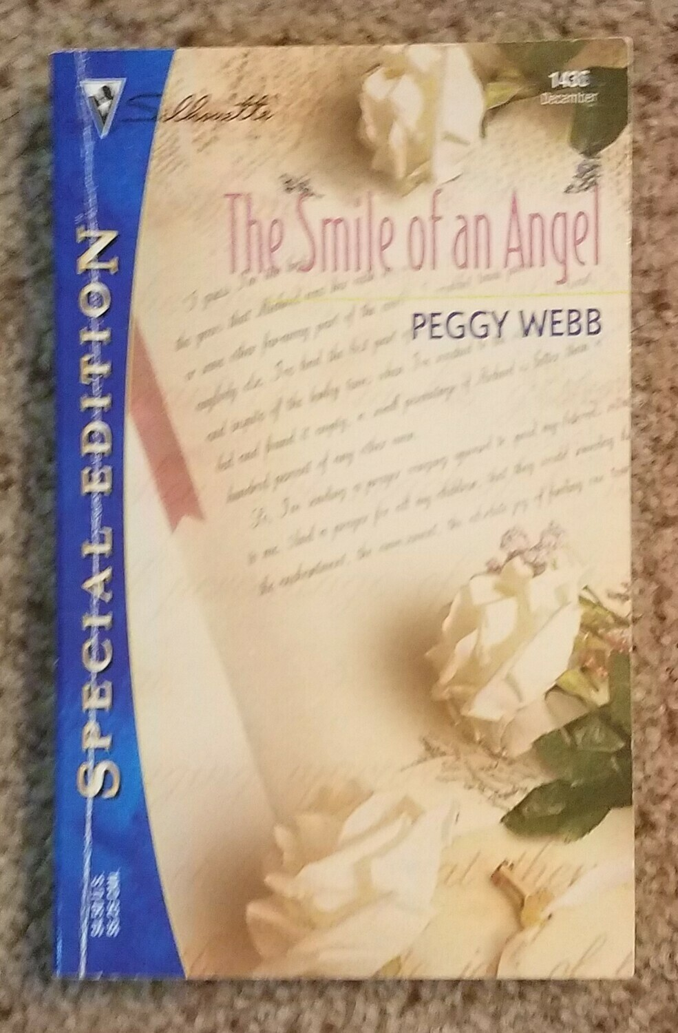 The Smile of an angel by Peggy Webb