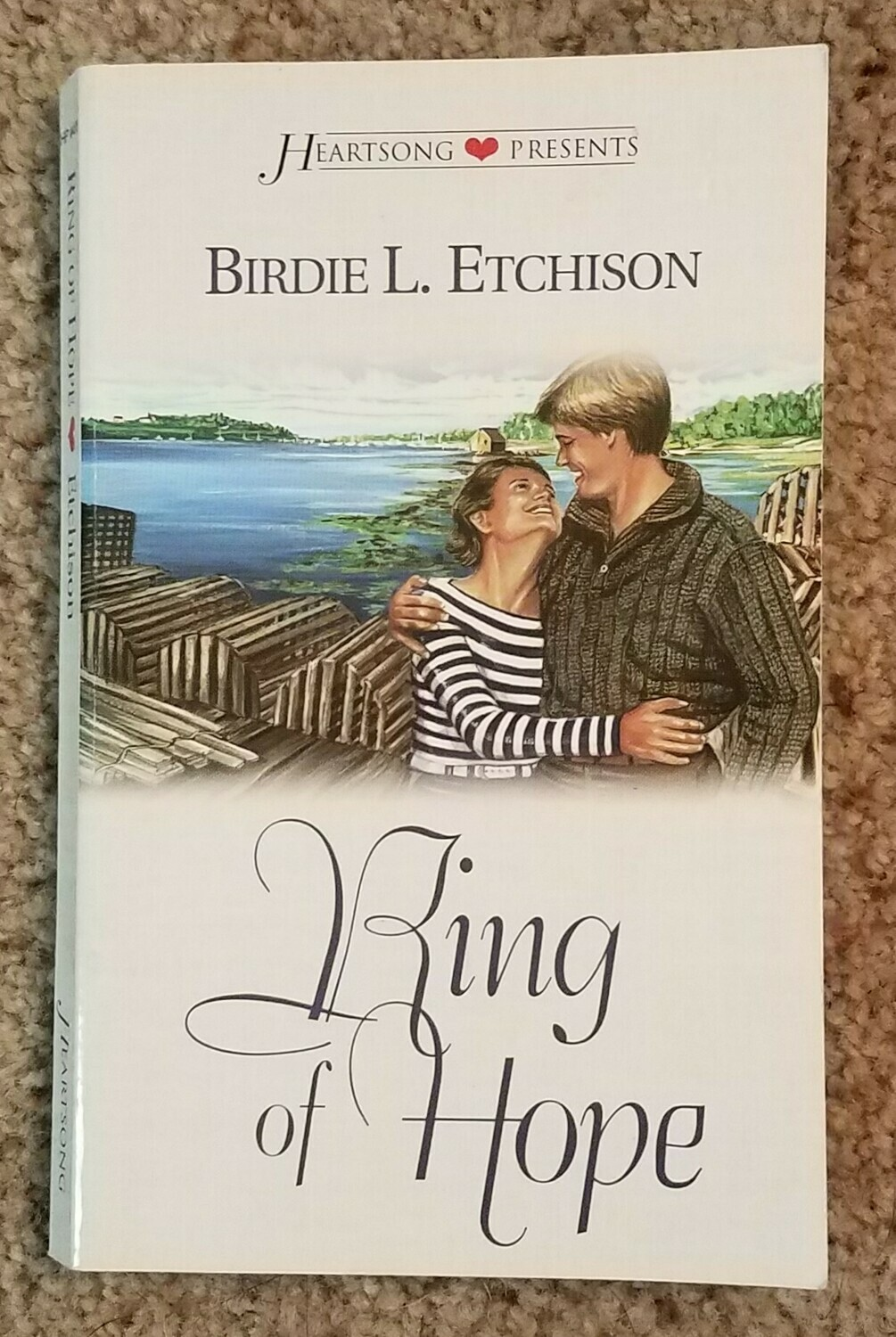 Ring of Hope by Birdie L. Etchison
