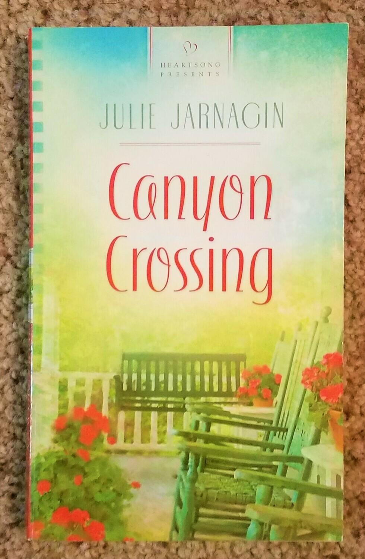 Canyon Crossing by Julie Jarnagin
