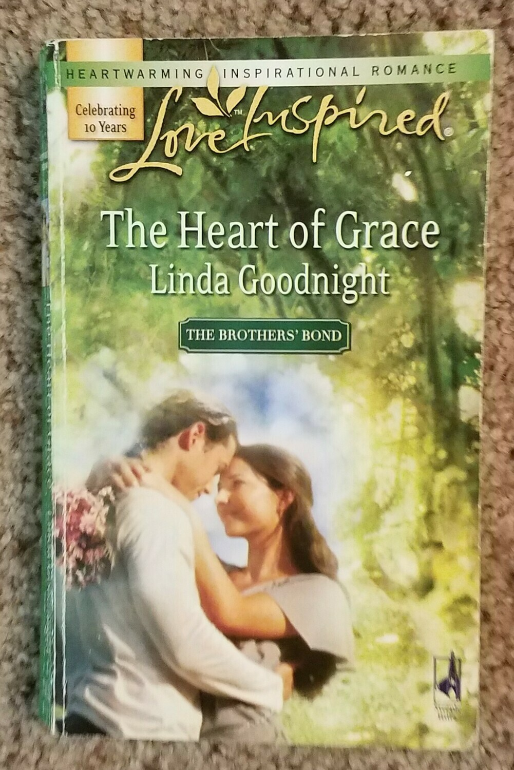 The Heart of Grace by Linda Goodnight