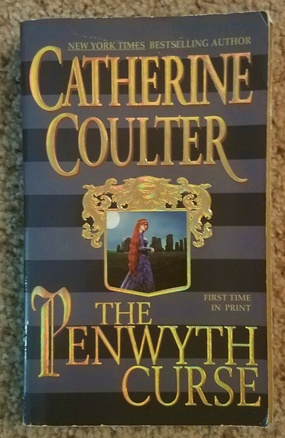 The Penwyth Curse by Catherine Coulter
