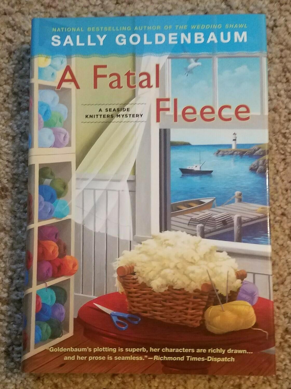 A Fatal Fleece by Sally Goldenbaum