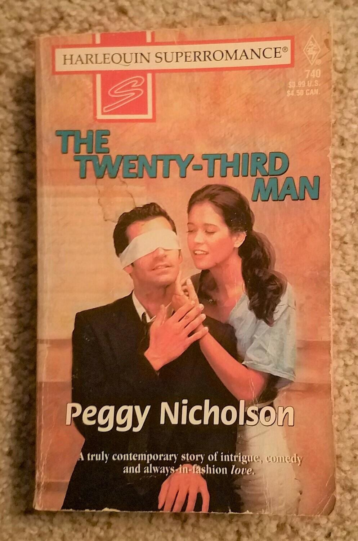 The Twenty-Third Man by Peggy Nicholson