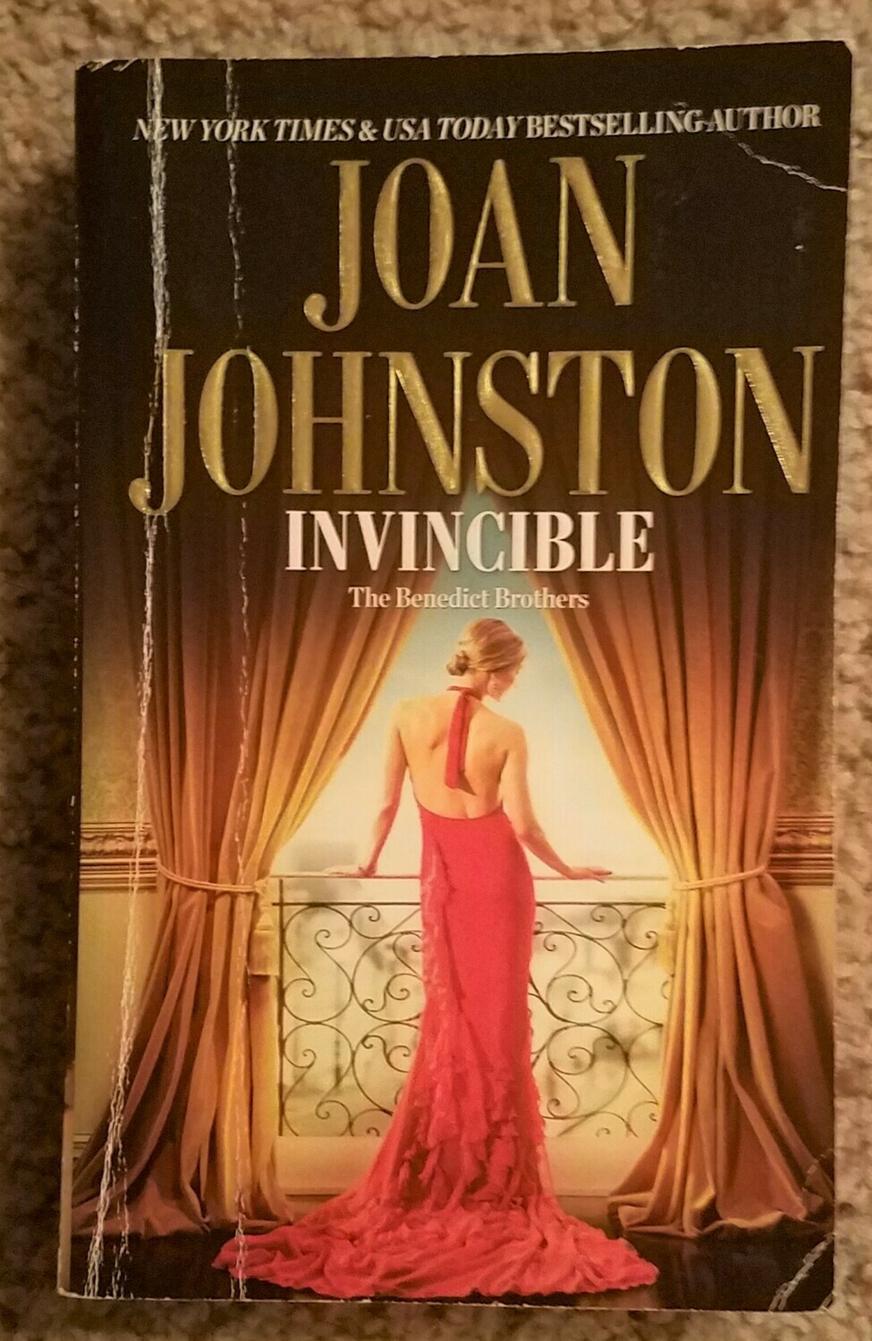 Invincible by Joan Johnston