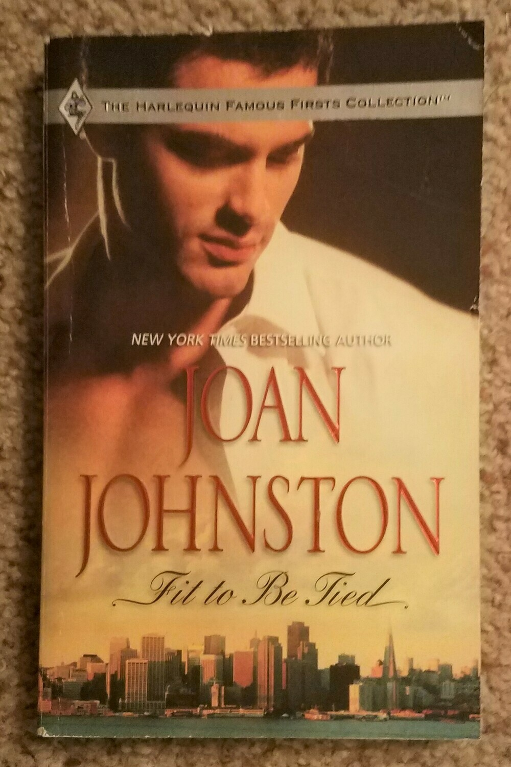Fit to be Tied by Joan Johnston