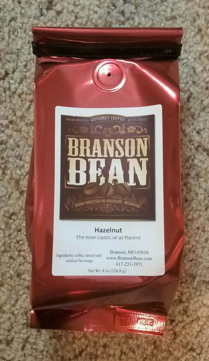 Branson Bean Coffee - Hazelnut