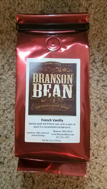 Branson Bean Coffee - French Vanilla