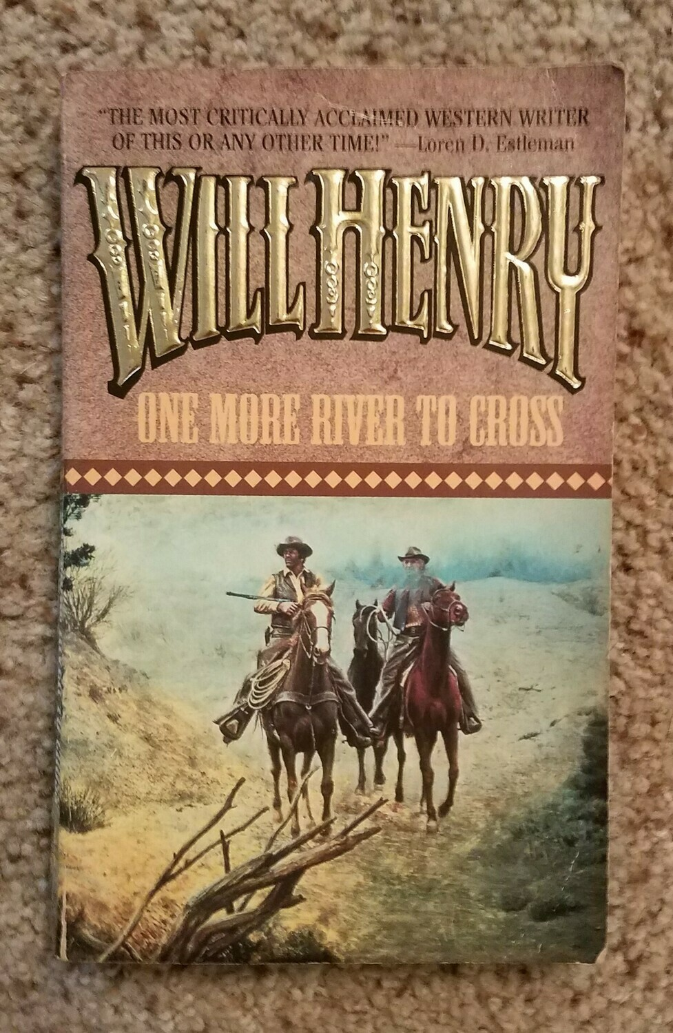 One More River to Cross by Will Henry