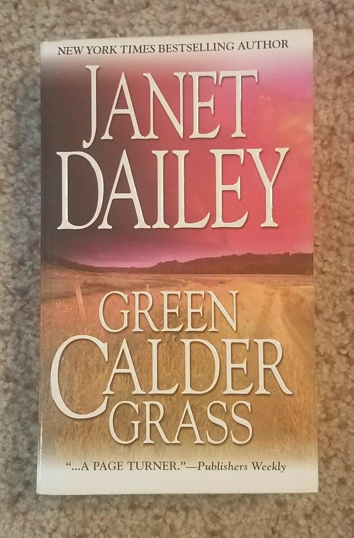 Green Calder Grass by Janet Dailey