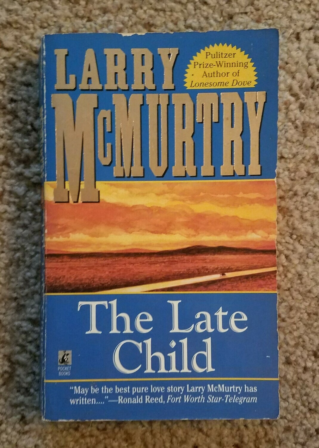 The Late Child by Larry McMurtry