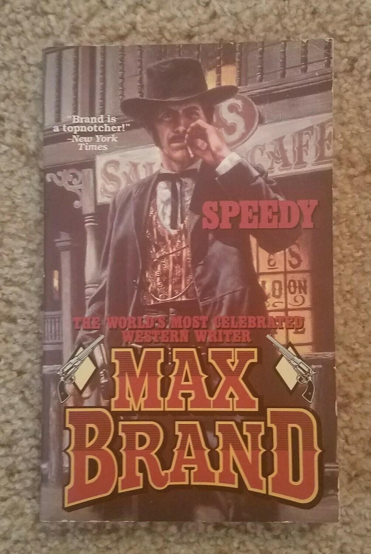 Speedy by Max Brand
