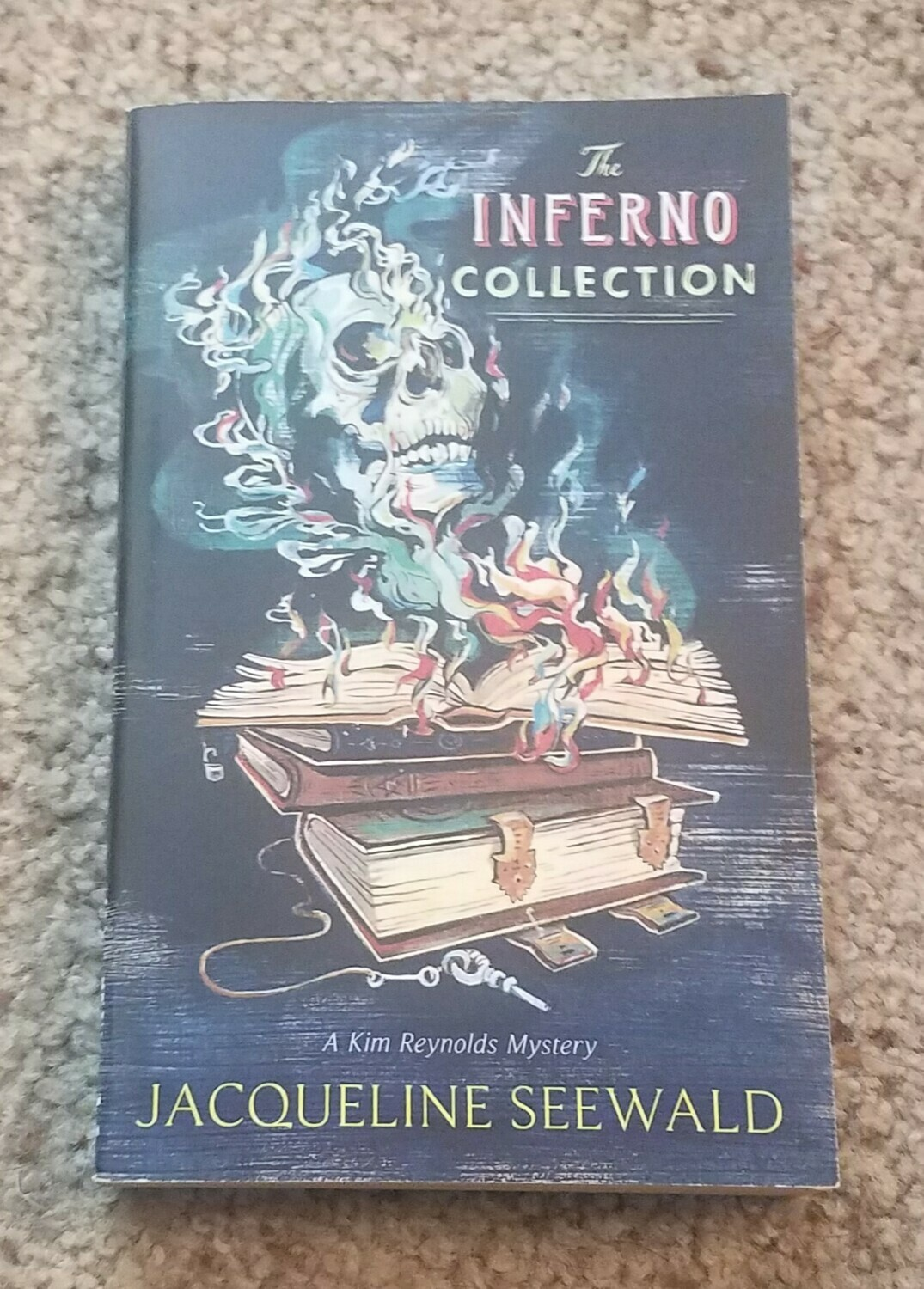 The Inferno Collection by Jacqueline Seewald