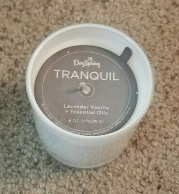Small Jar Candle - Tranquil