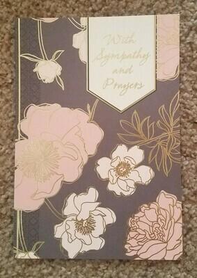 Dayspring Individual Sympathy Cards - Set 3