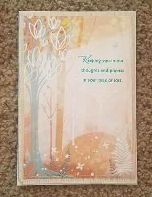 Dayspring Individual Sympathy Cards - Set 2