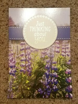 Dayspring Individual Thinking of You Cards - Set 2