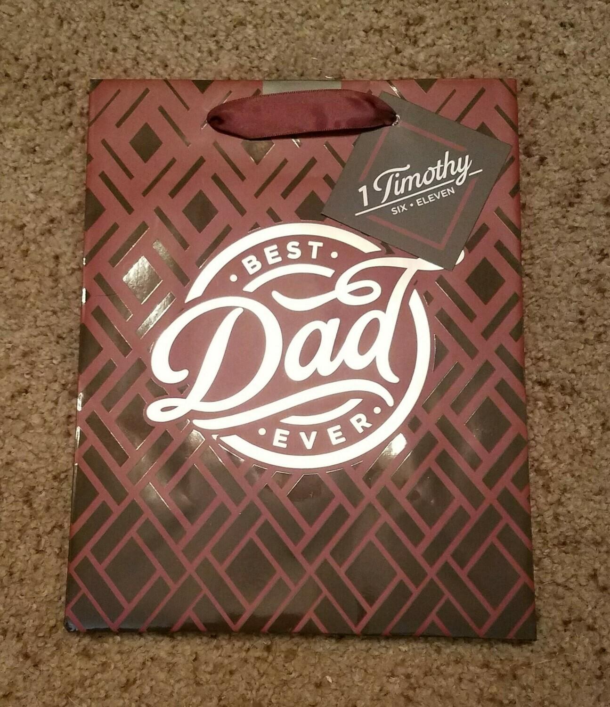 Best Dad Ever Gift Bag