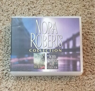 The Search and The Collector by Nora Roberts