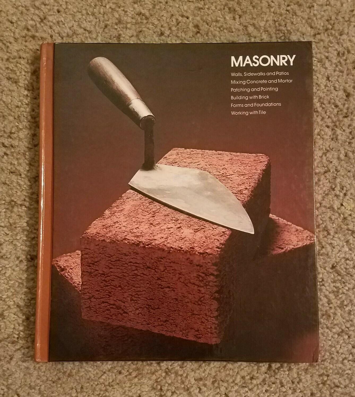 Masonry by Editors of Time-Life Books