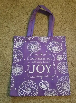 God Bless You with Every Kind of Joy Tote Bag