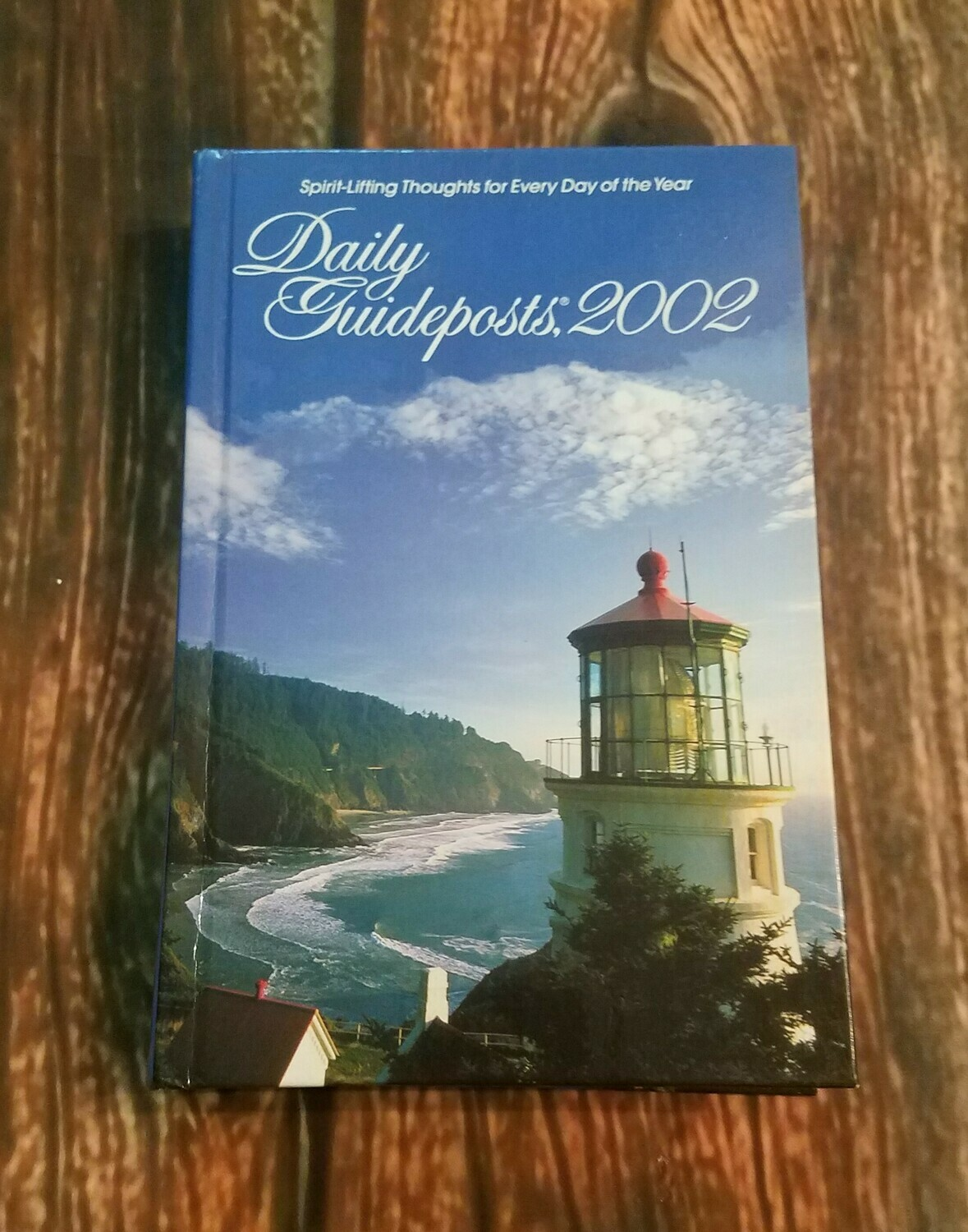 Daily Guideposts, 2002 by Various Authors