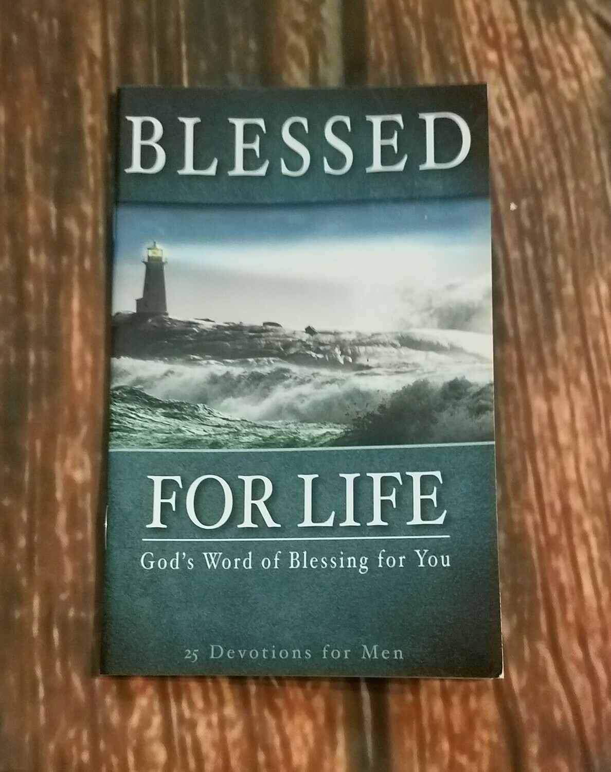 Blessed For Life by David R. Schmitt