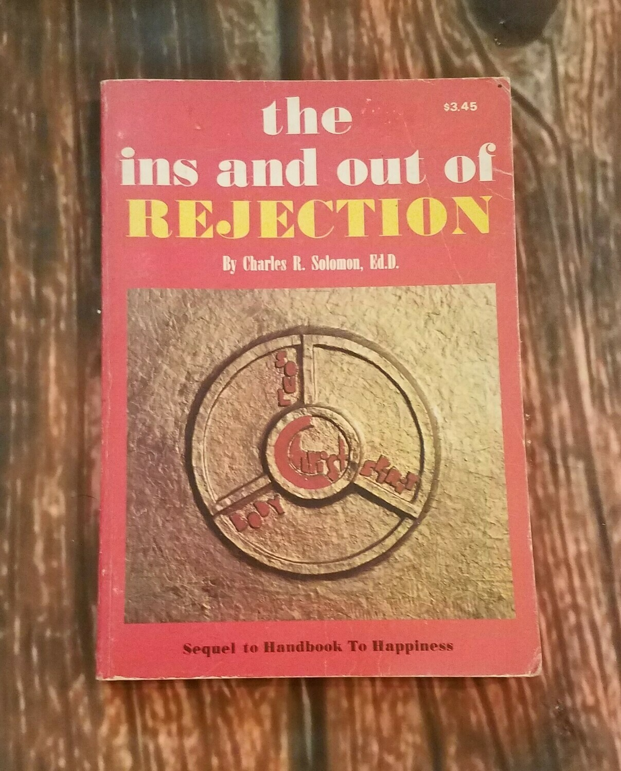 The Ins and Out of Rejection by Charles R. Solomon, Ed.D.