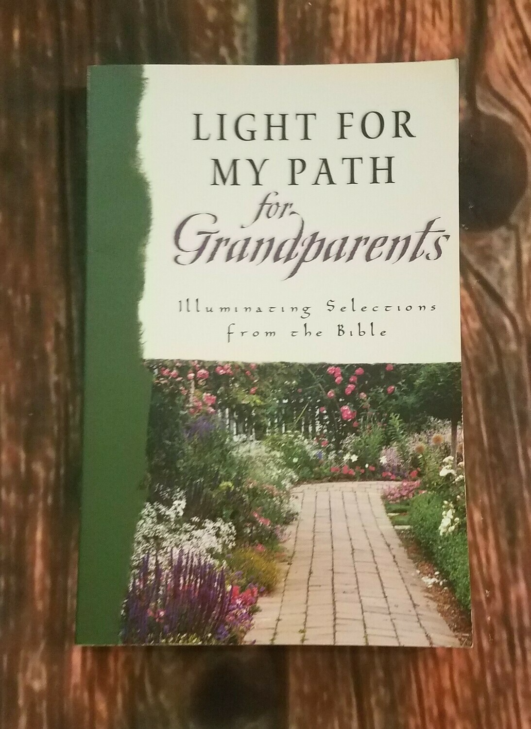 Light for My Path for Grandparents by Barbour Publishing
