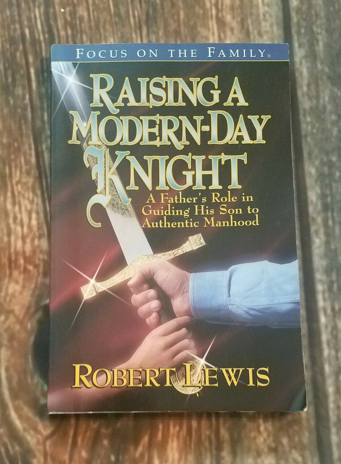 Raising a Modern-Day Knight by Robert Lewis