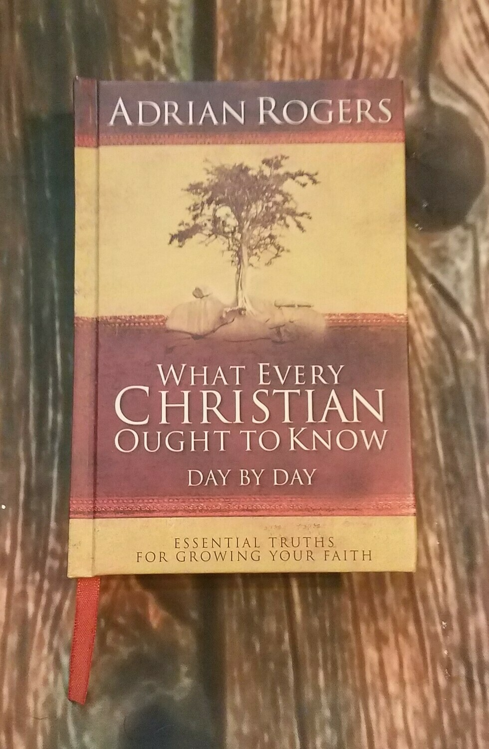 What Every Christian Ought to Know Day by Day by Adrian Rogers