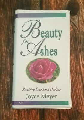 Beauty for Ashes by Joyce Meyer Audiobook