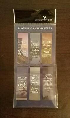 Magnetic Bookmark - Bible Verses