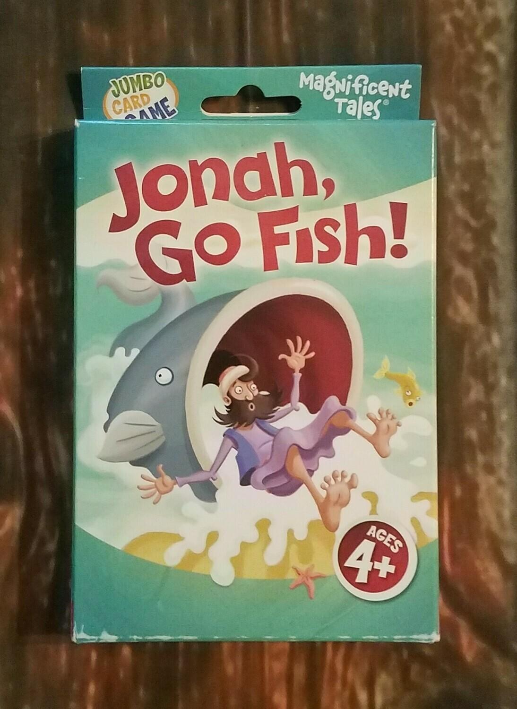 Jonah, Go Fish! Card Game