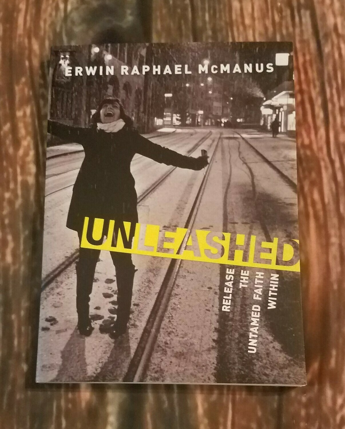 Unleashed by Erwin McManus