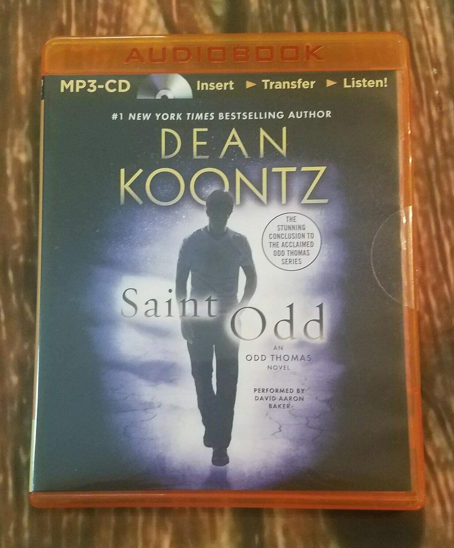 Saint Odd by Dean Koontz Audiobook