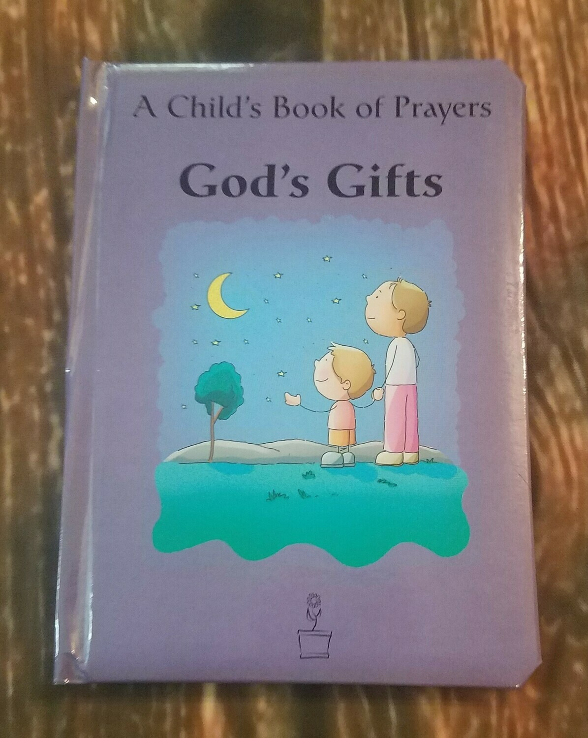 God's Gifts: A Child's Book of Prayers by Flowerpot Press