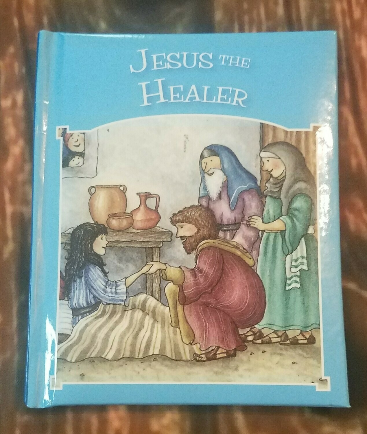 Jesus the Healer by Tim and Jenny Wood